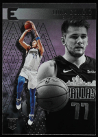 Luka Doncic 2018-19 Panini Chronicles #214 Essentials at PristineAuction.com