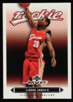 LeBron James 2003-04 Upper Deck MVP #201 RC at PristineAuction.com
