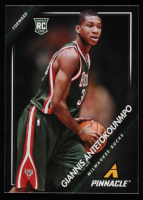 Giannis Antetokounmpo 2013-14 Pinnacle #5 RC at PristineAuction.com