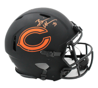 Brian Urlacher Signed Bears Full-Size Authentic On-Field Eclipse Alternate Speed Helmet (Radtke COA) at PristineAuction.com