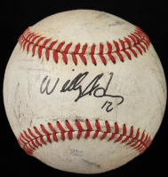 Willy Adames Signed Baseball (Beckett COA) (See Description) at PristineAuction.com