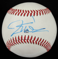Jesse Winker Signed Baseball (Beckett COA) (See Description) at PristineAuction.com