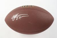 A.J. Epenesa Signed NFL Football (Beckett COA) at PristineAuction.com