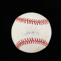 Alex Rodriguez Signed OML Baseball (Beckett COA) (See Description) at PristineAuction.com
