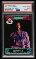 Big Daddy Kane Signed 1991 YO! MTV Raps Complete Series #6 (PSA Encapsulated) at PristineAuction.com