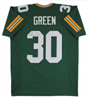 Ahman Green Signed Jersey (Beckett COA) at PristineAuction.com