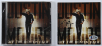 "Justin Moore Signed ""Off The Beaten Path"" CD Album Cover (Beckett COA) at PristineAuction.com"