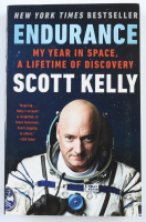 """Scott Kelly Signed """"Endurance: My Year in Space, A Lifetime of Discovery"""" Softcover Book (Beckett COA) at PristineAuction.com"""