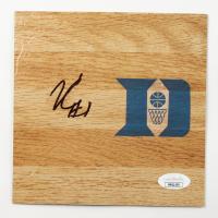 Vernon Carey Jr. Signed Duke Blue Devils 6x6 Floor Piece (JSA COA) at PristineAuction.com