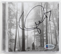 "Taylor Swift Signed ""Folklore"" CD Album Booklet (Beckett Hologram) at PristineAuction.com"