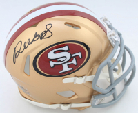 Deebo Samuel Signed 49ers Speed Mini Helmet (JSA COA) at PristineAuction.com