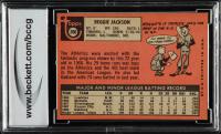 Reggie Jackson 1969 Topps #260 RC (BCCG 9) at PristineAuction.com