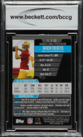 Aaron Rodgers 2005 Bowman #112 RC (BCCG 10) at PristineAuction.com