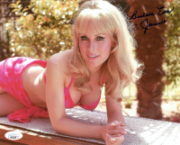 "Barbara Eden Signed ""I Dream of Jeannie"" 8x10 Photo Inscribed ""Jeannie"" (JSA COA) at PristineAuction.com"