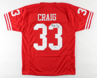 Roger Craig Signed Jersey (Beckett COA) at PristineAuction.com