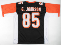 Chad Johnson Signed Jersey (Beckett COA) at PristineAuction.com