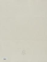 Robert Galer Signed 8x10 Letter (JSA COA) at PristineAuction.com