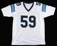 Luke Kuechly Signed Jersey (Beckett COA) at PristineAuction.com