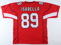 Andy Isabella Signed Jersey (Beckett COA) (See Description) at PristineAuction.com
