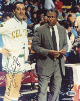 Dennis Johnson Signed Celtics 8x10 Photo (Beckett COA) at PristineAuction.com