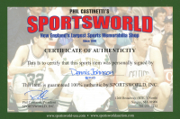 Dennis Johnson Signed Celtics 8x10 Photo (Beckett COA) at PristineAuction.com