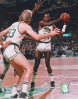 Cedric Maxwell Signed Celtics 8x10 Photo (Beckett COA) at PristineAuction.com