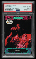 Slick Rick Signed 1991 YO! MTV Raps Complete Series #72 (PSA Encapsulated) at PristineAuction.com