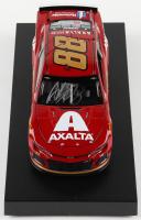 Alex Bowman Signed 2019 NASCAR #88 Axalta - Darlington - 1:24 Premium Action Diecast Car (PA COA) (See Description) at PristineAuction.com