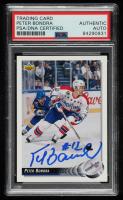 Peter Bondra Signed 1992-93 Upper Deck #115 (PSA Encapsulated) at PristineAuction.com