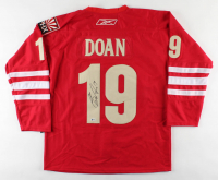 Shane Doan Signed Coyotes Jersey (Beckett COA) at PristineAuction.com