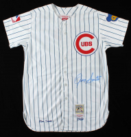 Ron Santo Signed Cubs Jersey (Becket COA) at PristineAuction.com