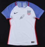 Megan Rapinoe Signed Team USA Jersey (JSA Hologram) at PristineAuction.com