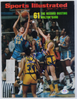 Bill Walton Signed 1973 Sports Illustrated Magazine (PSA COA) at PristineAuction.com