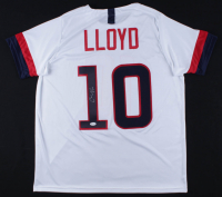 Carli Lloyd Signed Jersey (JSA Hologram) at PristineAuction.com