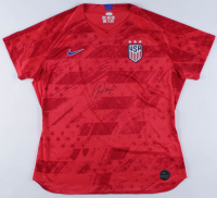 Alex Morgan Signed Team USA Jersey (JSA Hologram) at PristineAuction.com