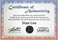"""Stan Lee Signed 1977 """"Ms. Marvel"""" Issue #7 Marvel Comic Book (Lee COA) at PristineAuction.com"""