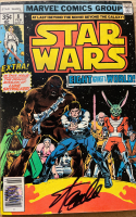 "Stan Lee Signed 1978 ""Star Wars"" Issue #8 Marvel Comic Book (Lee COA) at PristineAuction.com"