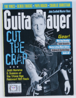 "Josh Homme Signed 2002 ""Guitar Player"" Magazine Inscribed ""Hi Friend"" (PSA COA) at PristineAuction.com"