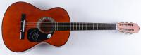 "Post Malone Signed 38"" Acoustic Guitar (AutographCOA COA & Beckett COA) (See Description) at PristineAuction.com"