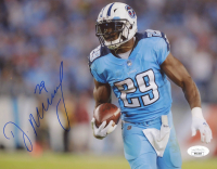 DeMarco Murray Signed Titans 8x10 Photo (JSA COA) at PristineAuction.com