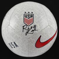 Rose Lavelle Signed Team USA Soccer Ball (JSA COA) at PristineAuction.com