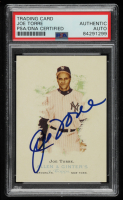 Joe Torre Signed 2006 Topps Allen & Ginter #297 MG (PSA Encapsulated) at PristineAuction.com