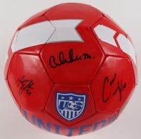 Team USA Soccer Ball Team-Signed by (8) with Becky Sauerbrunn, Amy Rodriguez, Carli Lloyd, Shannon Boxx, Meghan Klingenburg, Alyssa Naeher (JSA LOA) at PristineAuction.com