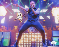 Brent Smith Signed Shinedown 8x10 Photo (JSA COA) at PristineAuction.com