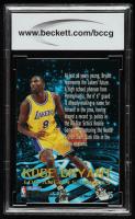 Kobe Bryant 1996-97 E-X2000 Star Date 2000 #3 (BCCG 10) at PristineAuction.com