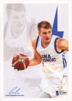 Luka Doncic Signed 5x7 Photo (Beckett COA) at PristineAuction.com