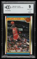 Michael Jordan 1988-89 Fleer #120 AS (BCCG 9) at PristineAuction.com