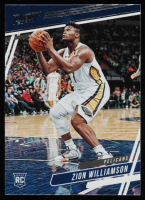 Zion Williamson 2019-20 Panini Chronicles #60 RC / Prestige at PristineAuction.com