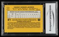 Bo Jackson 1987 Donruss #35 RC (BCCG 10) at PristineAuction.com