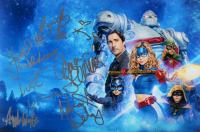"""Stargirl"" 12x18 Photo Cast-Signed by (6) With Brec Bassinger, Anjelika Washington, Cameron Gillman, Luke Wilson (AutographCOA LOA) at PristineAuction.com"